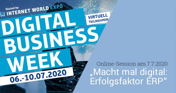 PROAD Online-Session auf der Digital Business Week