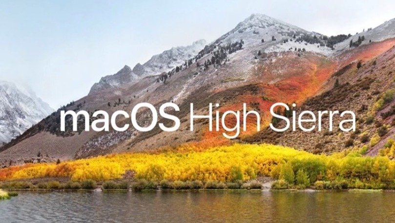 PROAD compatible with macOS High Sierra
